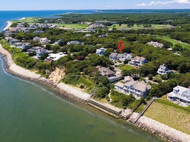 Seaside Luxury Home