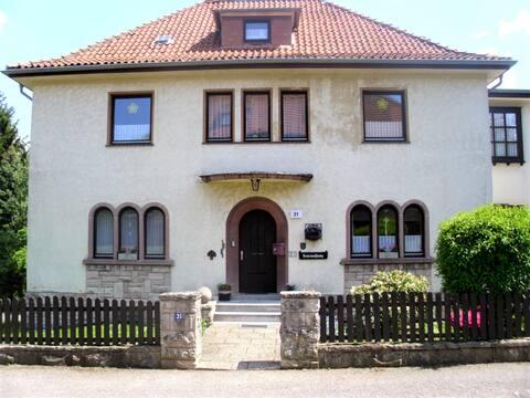 Bad Sachsa-Ferienwohnung 2 Kroeschell