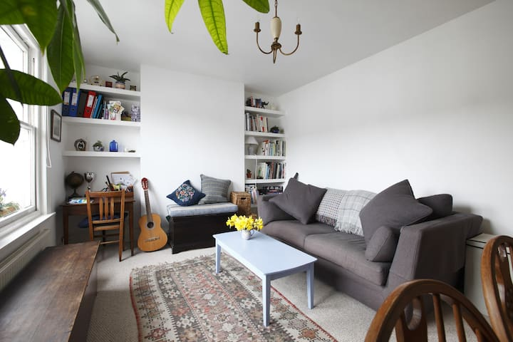 Sun-filled first floor flat - Hove - Apartment
