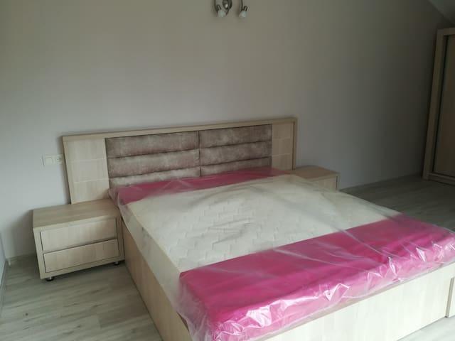 Спальный номер со всеми удобствами на 2-3 человек