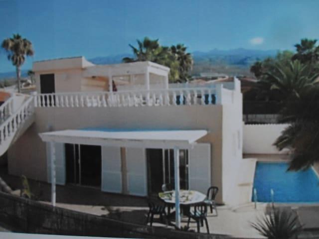 Villa sueno azul 14 - Callao Salvaje - Villa