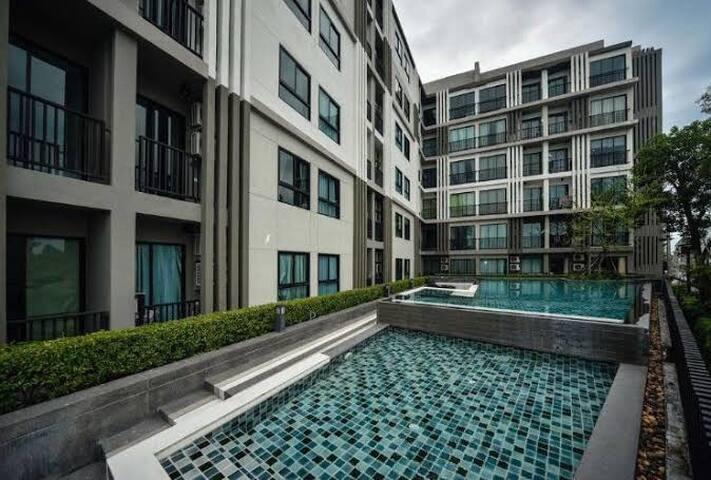 Condominium room in prime area near Laguna Phuket