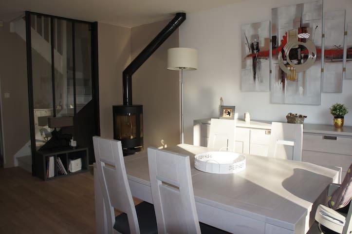 Maison à 20 min de Paris, de CDG et de Chantilly - Bouffémont