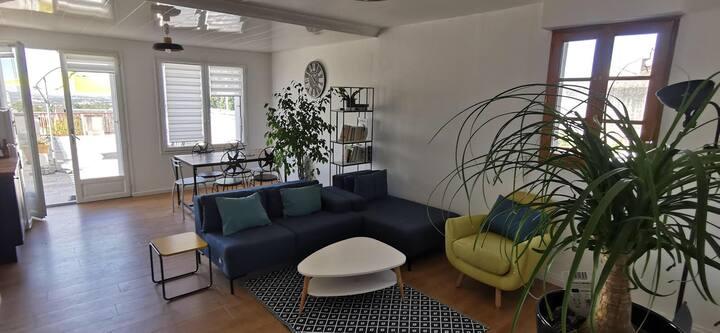 Appartement cosy Pouzauges à 15min du Puy du Fou