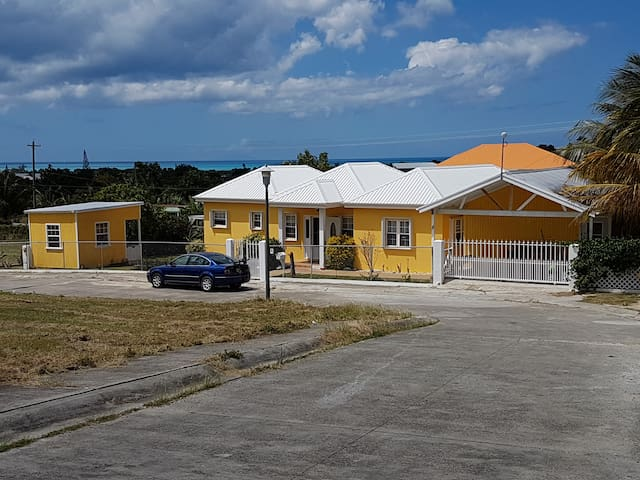 Antigua Nice! - Marble Hill - House
