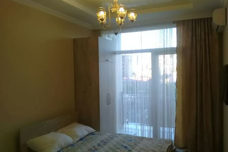 Квартира для влюбленных