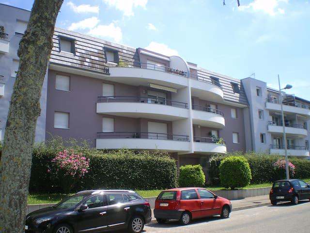 appartement 3P au 2eme niveau - Strasbourg