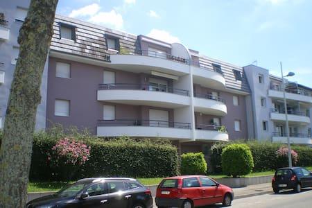 appartement 3P au 2eme niveau - Strasbourg - Leilighet