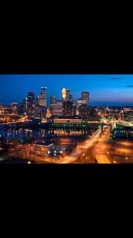 Home in Minneapolis Lakes Area - Minneapolis