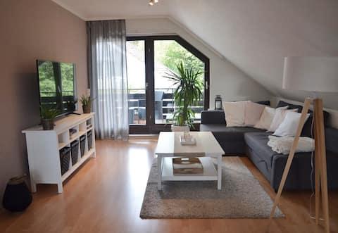 2 Zimmerwohnung mitten im Schwarzwald, Zentral