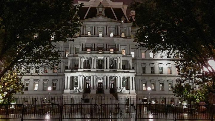 Eisenhower Executive Offices