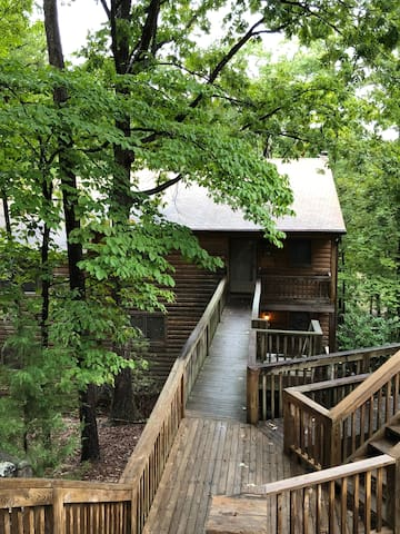 Condo in the Forest at Lake Ouachita