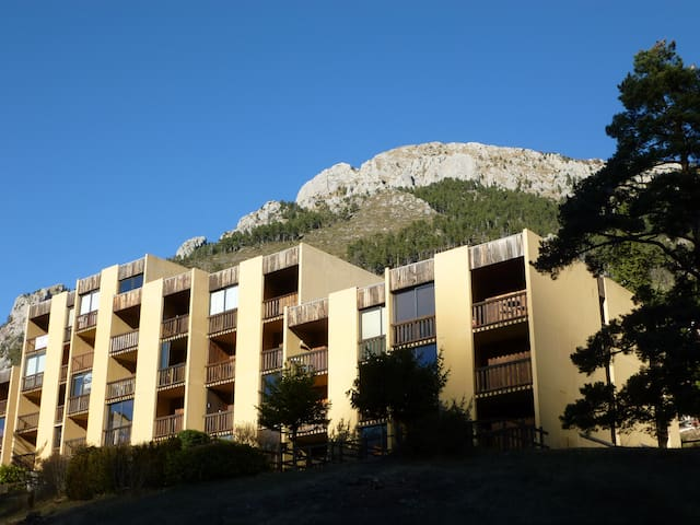 location saisonniere - Valdeblore - Flat