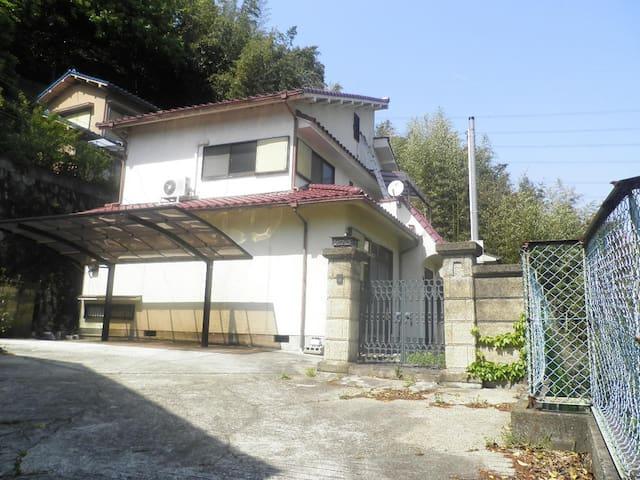 house with beautiful views - Kashiwara - Rumah