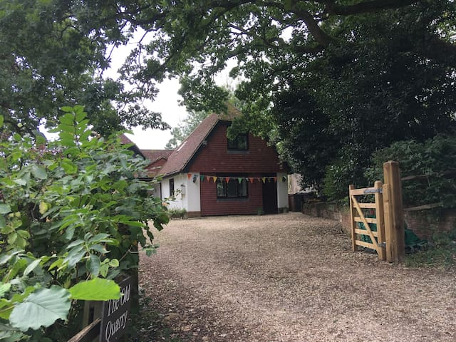Rural retreat near New Forest & Peppa Pig World