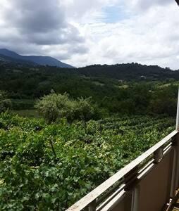 stunning imeretian wine village