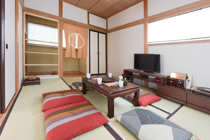 Newopen upto50%OFF!Haneda/Shinagawa/Max4kids2/Wifi - Shinagawa-ku - House