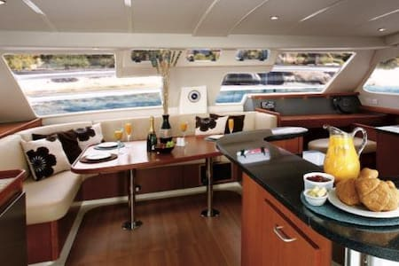 Powercat Charter All-inclusive - Gran Roque - Boot