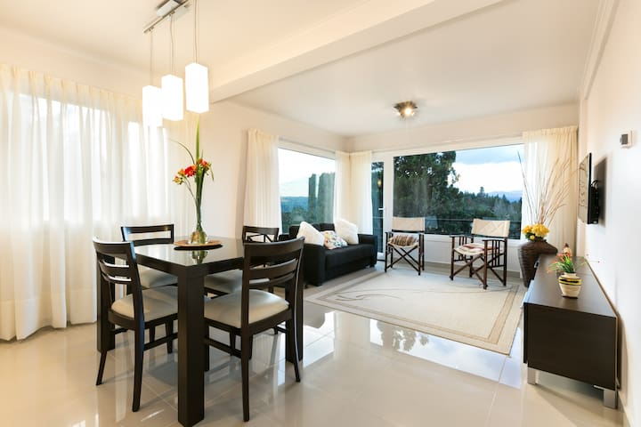Two Bedroom Appartment with lake view