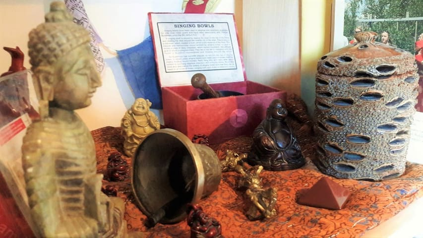 Some Buddhism essentials if you fancy some personal meditation or time out