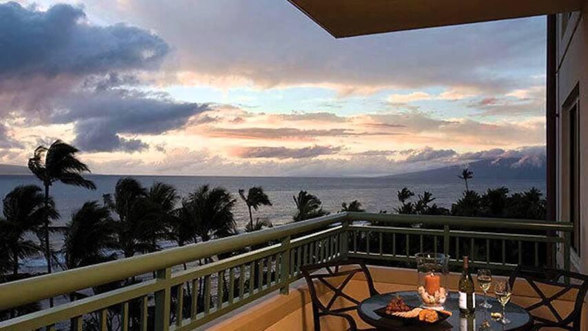 Ocean front Marriott Maui April 1 to 8 2018