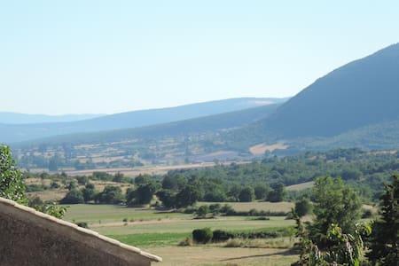 maison de village au coeur de la provence