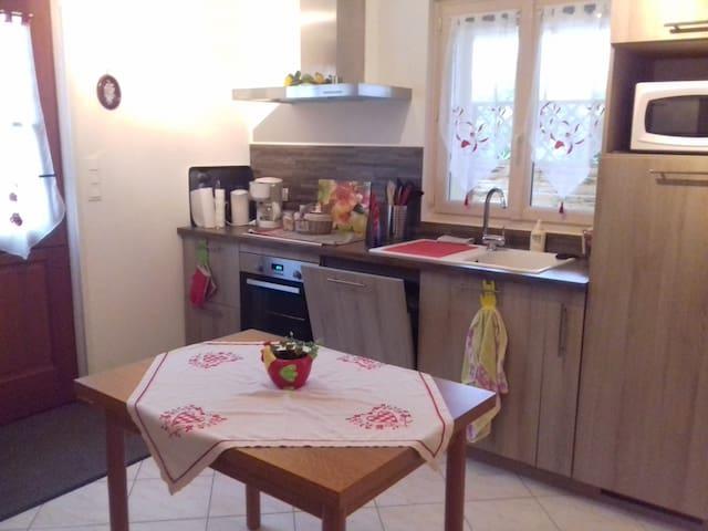 """""""Les hirondelles"""" meublé  de tourisme classé 3* - Noyers-sur-Cher - House"""