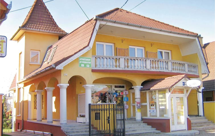 Holiday apartment with 2 bedrooms on 42m² in Balatonlelle