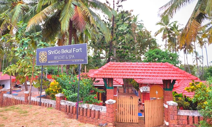 Luxurious Stay at Bekal Fort with ShriGo Hotels