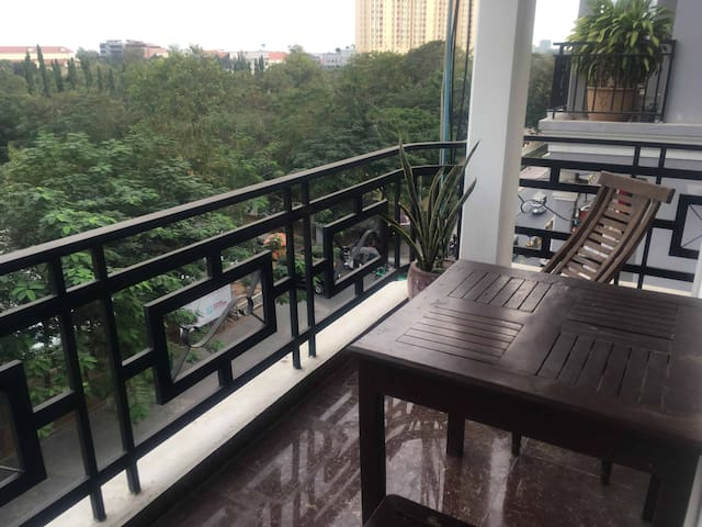 Comfy apartment next to AEON Mall