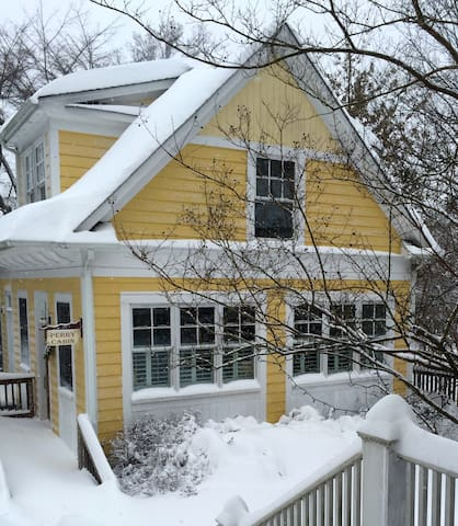 Cozy Cottage in Chevy Chase, MD. - Chevy Chase - Casa