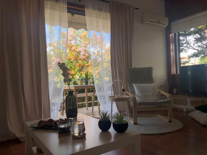 Lovely detached house in Athens Riviera