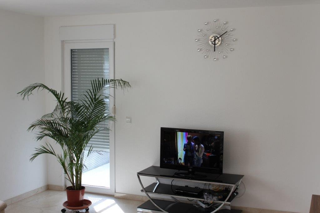 Wonzimmer + TV