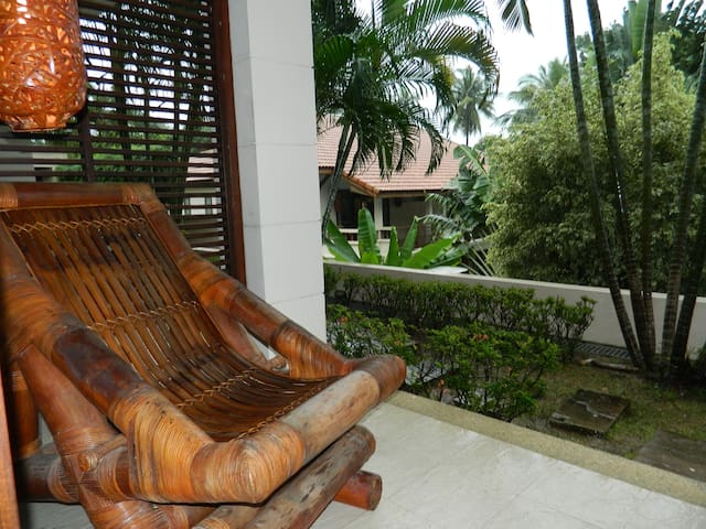 Tranquil, private and relaxing