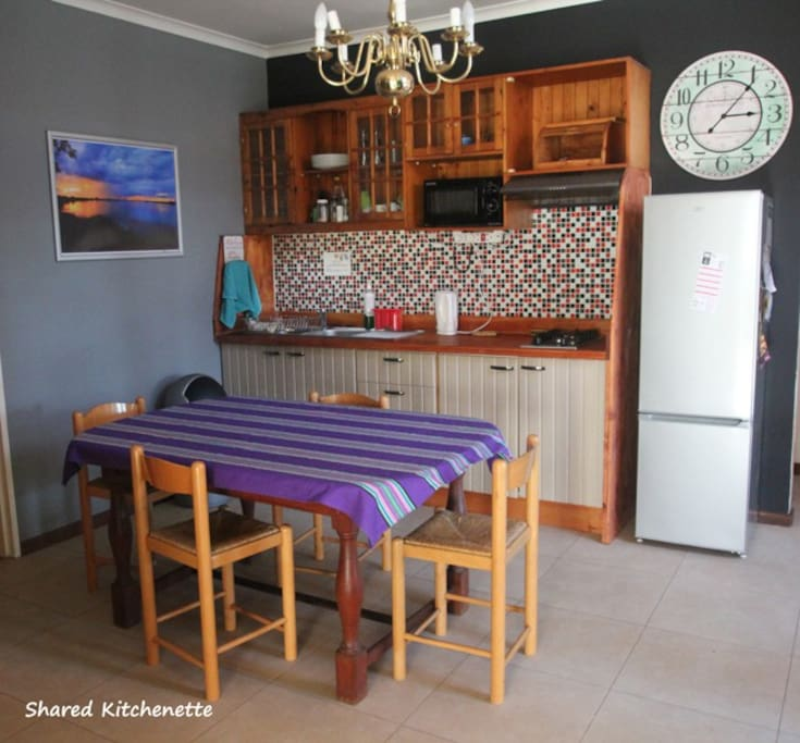 Self Catering Kitchenette