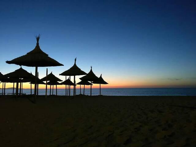 Piso en playa fuengirola - Fuengirola - Wohnung