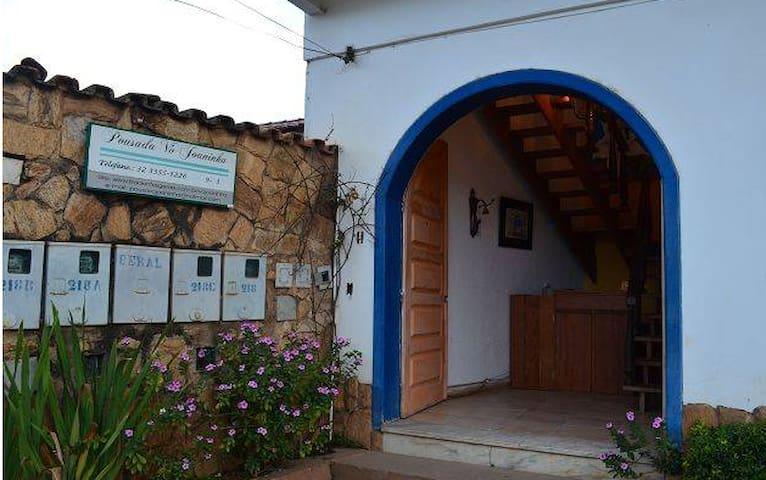 Pousada no Centro de Tiradentes - Tiradentes