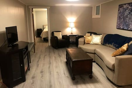 Spacious Suite - a home away from home