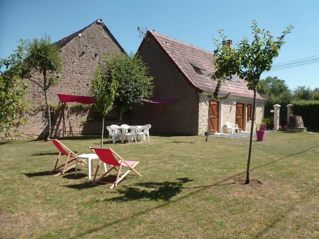 Gîte de Milliaboeuf, Gîte Cœur de Berry.