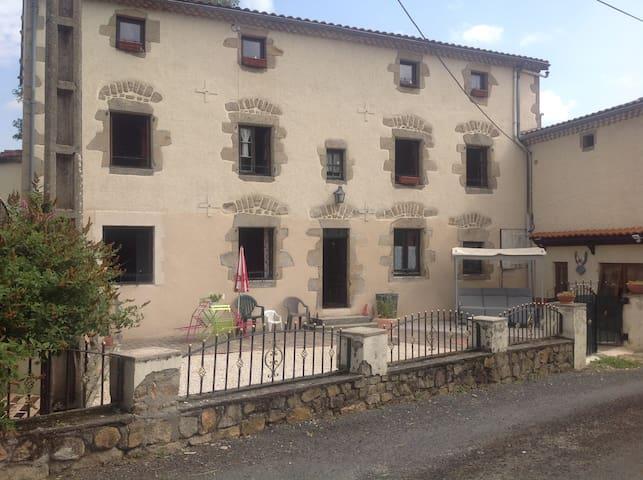 Appartement de campagne en Auvergne