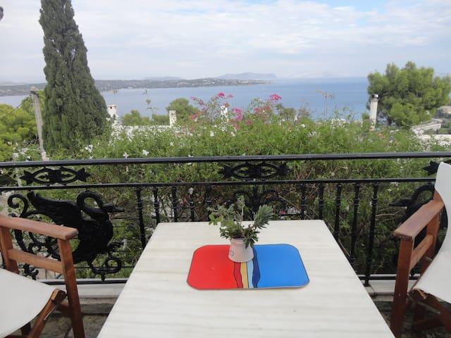 Panorama Spetses - Ligoneri