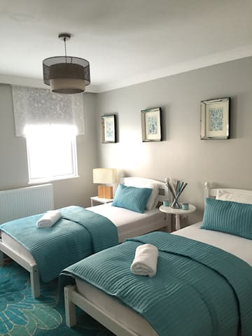 Shoreditch Twin Room/Turquoise Room - Londres - Apartamento