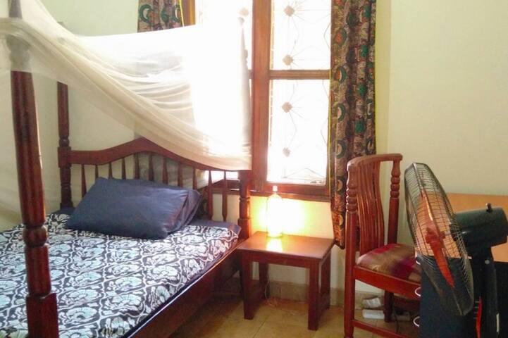 Secret Garden House-Double Bed