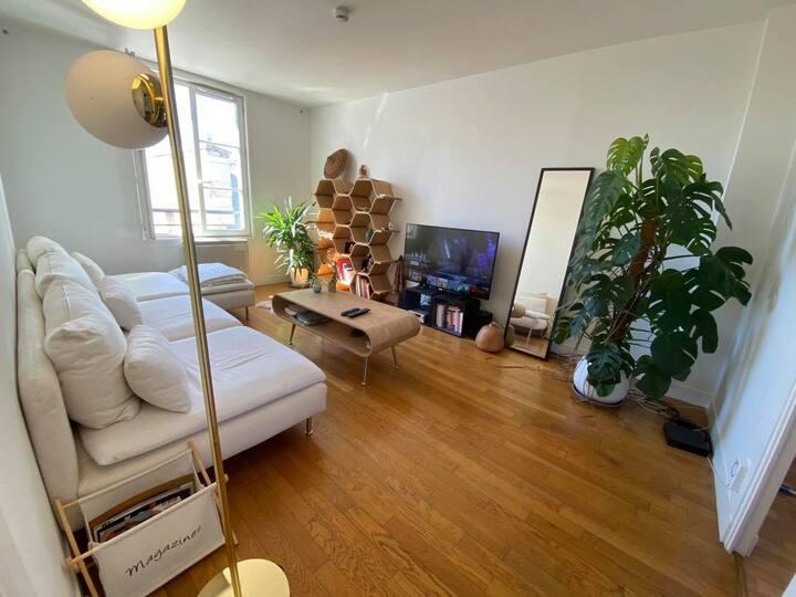 Sunny & Cosy Apartment — Paris Centre