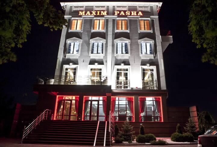 MaximPasha hotel 5*