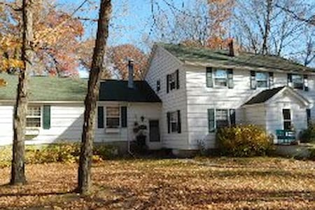 Maple Manor - Spacious home great for groups - Taylors Falls