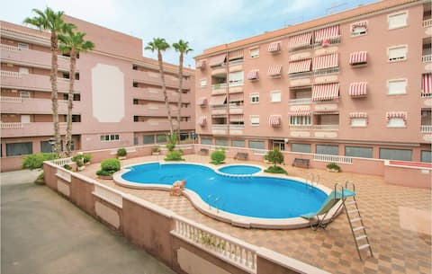 Holiday apartment with 1 bedroom on 48m² in Santa Pola