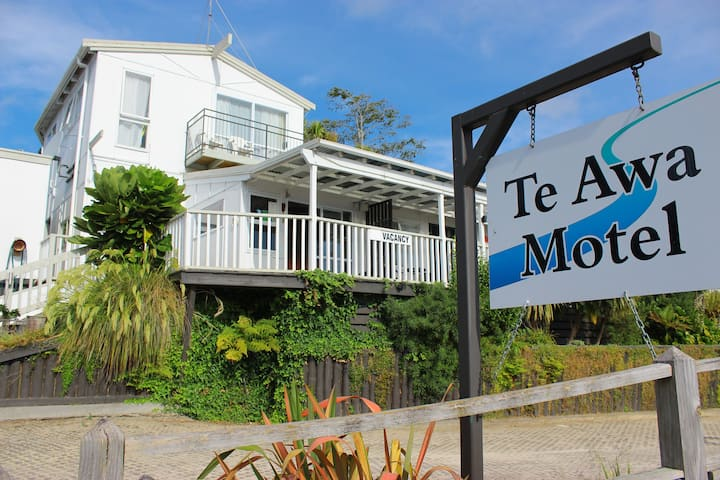 One-bedroom Apartment Te Awa Motel