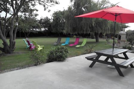 location saisonnière idéale pour 2 familles - Loctudy