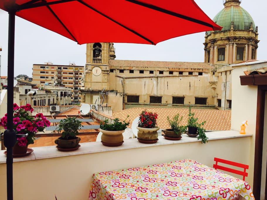Casa zyz appartamenti in affitto a palermo sicilia italia for Appartamenti in affitto a palermo arredati